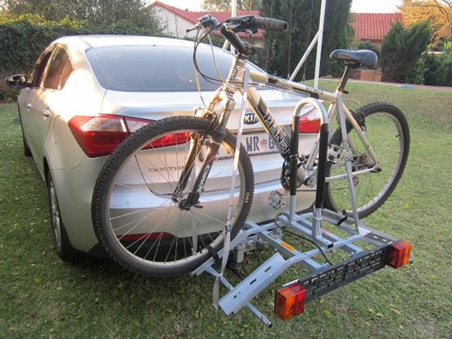 Upright Towbar Caddy